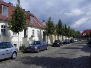 Hoher Steinweg (2011) Hoher Steinweg, Teltow, Altstadt Teltow