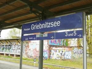S-Bahnhof Griebnitzsee 2021 S-Bahnhof Griebnitzsee, Potsdam-Babelsberg, Griebnitzsee, Universität Potsdam, Steinstücken