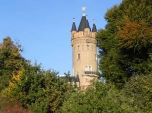 Flatowturm (2010) Flatowturm, Babelsberg-Nord, Park Babelsberg