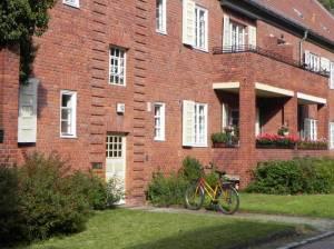 Am Heidehof (2014) Am Heidehof, Berlin-Zehlendorf, Denkmalgeschützte Wohnsiedlung