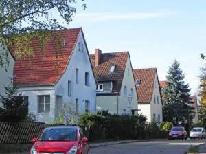 Uhldinger Straße (2014) Uhldinger Straße, Berlin-Zehlendorf, Buschgraben, Stammbahn