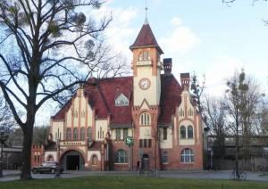 S-Bahnhof Nikolassee (2014) S-Bahnhof Nikolassee, Grunewald, Strandbad Wannsee, Rehwiese, Schlachtensee