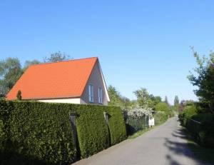 Straße 74, Berlin-Französisch Buchholz, Einfamilienhäuser, Kleingärten, A114