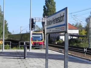 S-Bahnhof Pankow-Heinersdorf (2012) S-Bahnhof Pankow-Heinersdorf,