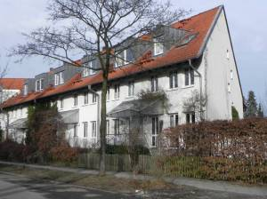 Tambacher Straße, Berlin-Lankwitz, Lutherfriedhof