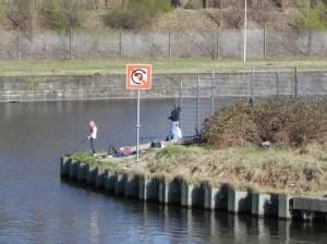 Mariendorfer Hafen (2011) Hafen Mariendorf, Teltowkanal, Gaswerk Mariendorf