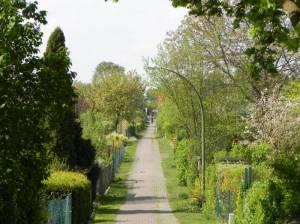 Kleingartenanlage Abendruh (2014) KGA Abendruh, Berlin-Lichterfelde, Vier-Kolonien-Weg, Vereinslokal