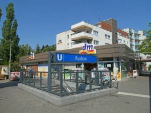 U-Bahnhof Rudow 2020 U-Bahnhof Rudow, Alter Dorfkern