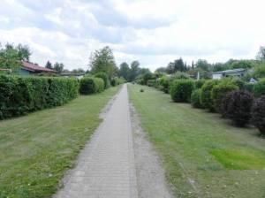 Kleingartenanlage Wildspitz (2011) KGA Wildspitz, Berlin-Mariendorf, Park an der Britzer Straße