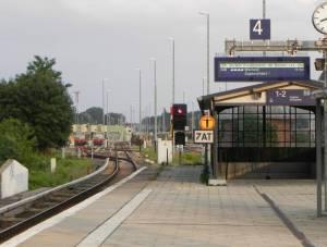 S-Bahnhof Grünau (2012) S-Bahnhof Grünau, Forst Köpenick, Langer See, Regattastrecke
