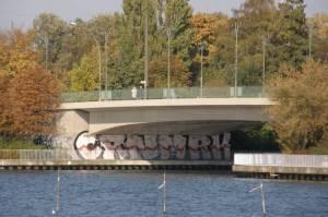 Dammbrücke,