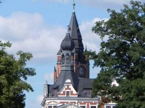 Rathaus und Schlossplatz (2012) Alt-Köpenick, Berlin-Köpenick, Rathaus Köpenick, Schlossplatz, Luisenhain, Schloss Köpenick, Dahme, Spree