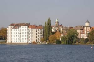 Lindenstraße, Berlin-Köpenick, Volkspark Wuhlheide, Wuhel, Spree, Altstadt Köpenick