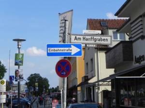 Am Hanffgraben (2011) Am Hanffgraben, Berlin Rudow, Dorfteich, Heimatmuseum