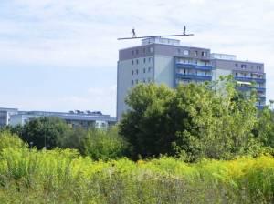Eisenacher Straße (2013) Eisenacher Straße, Berlin-Hellersdorf, Landschaftspark Wuhletal