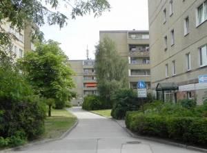 Altentreptower Straße, Griesinger Krankenhaus, Wuhlgarten