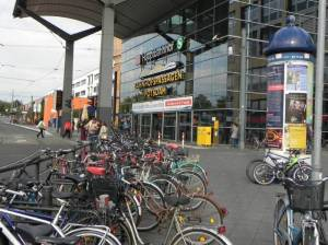 Potsdam Hauptbahnhof (2012) S-Bahnhof Potsdam Hbf.,