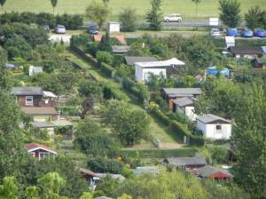 Kleingartenanlage Am Ahrensfelder Berg (2012) KGA Am Ahrensfelder Berg, Ahrensfelde, Wuhletal