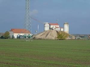 Lindenberger Mühle 2020 Ausbau Mühle, Ahrensfelde-Lindenberg, Lindenberger Mühle