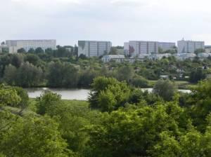 Kleingartenanlage Am Kienberg (2012) KGA Am Kienberg, Berlin-Biesdorf,
