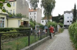 Kirchgasse, Berlin-Tegel,
