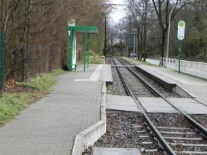 Straße der Jugend, Rüdersdorf, Rüdersdorfer Straßenbahn, Museumspark