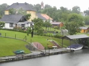 Vogelsdorfer Straße (2014) Vogelsdorfer Straße, Rüdersdorf, Strausberger Mühlenfließ, Museumspark Rüdersdorf