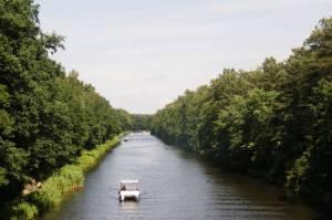 Gosener Kanal, Köpenick