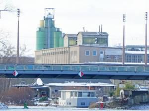 Grünauer Brücke 2021 Grünauer Brücke, Berlin-Köpenick, Teltowkanal, Dahme