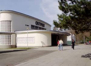 Ehemaliges Kino Outpost AlliiertenMuseum, 45 Jahre Teilung und Kalter Krieg