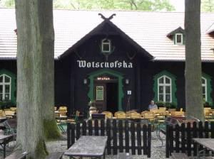 Wotschofska, Lübbenau, Gasthaus, Wehrkanal