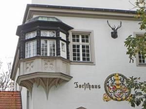 Forsthaus Paulsborn (2014) Forsthaus Paulsborn, Berlin-Dahlem, Grunewald, Grunewaldsee, Jagdschloss Grunewald