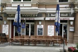 Dicke Wirtin, Charlottenburg