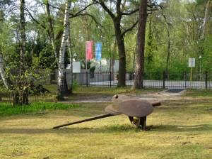 Brücke-Museum und Ateliergarten der Bernhard-Heiliger-Stiftung (2016) Brückemuseum, Berlin-Dahlem, Kunsthaus Dahlem, Ateliergarten