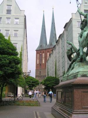 Nikolaikirche, Berlin-Mitte, Stiftung Stadtmuseum