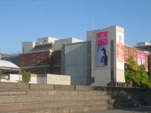 Kunstgewerbemuseum (2009) Kunstgewerbemuseum, Berlin-Tiergarten, Kulturforum, Staatsbibliothek, Philharmonie, Großer Tiergarten