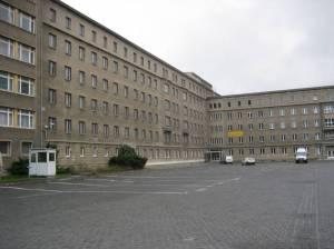 Stasi-Hauptquartier Stasi-Museum, Forschungs- und Gedenkstätte Normannenstraße