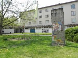Notaufnahmelager Marienfelde, Erinnerungsstätte