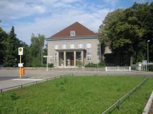 Deutsch-Russisches Museum (2007) Deutsch-Russisches Museum, Berlin-Karlshorst, Hier fand ein barbarischers Regime sein Ende