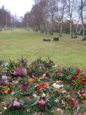 Landschaftsfriedhof Gatow, Ruhestätte fern der Stadt