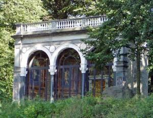 Loggia Alexandra, UNESCO-Weltkulturerbe