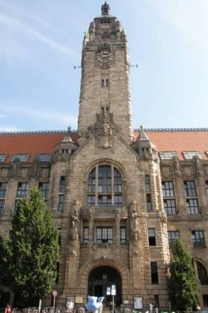 Rathaus Charlottenburg ( 2009) Stadtbibliothek Charlottenburg, Im Rathaus Charlottenburg
