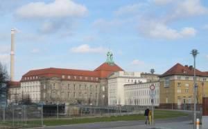 Bundesministerium für Wirtschaft und Technologie (2009) Bundesministerium für Wirtschaft, Berlin-Mitte, Invalidenpark