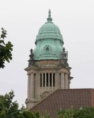 Kriminalgericht, Berlin-Moabit, Landgericht