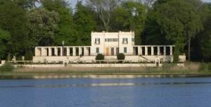 Casino (2011) Casino, Berlin-Wannsee, Schlosspark Glienicke, Glienicker Brücke, Havel