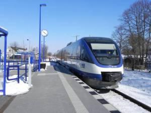 Bahnhof Wensickendorf (2013) Bahnhof Wensickendorf,