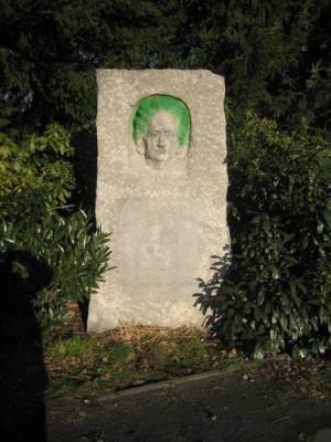 Goethe-Gedenkstein (2008) Goethe-Gedenkstein, Goethepark