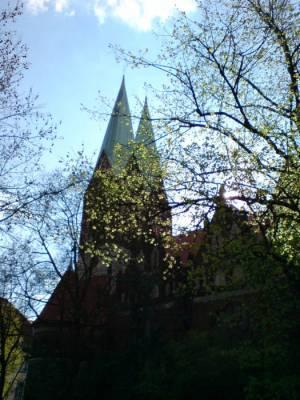 Glaubenskirche Glaubenskirche,