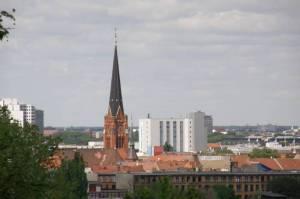 American Church (2009) Lutherkirche, American Church Berlin