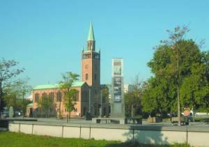 St. Matthäus-Kirche, Berlin-Tiergarten, Kulturforum